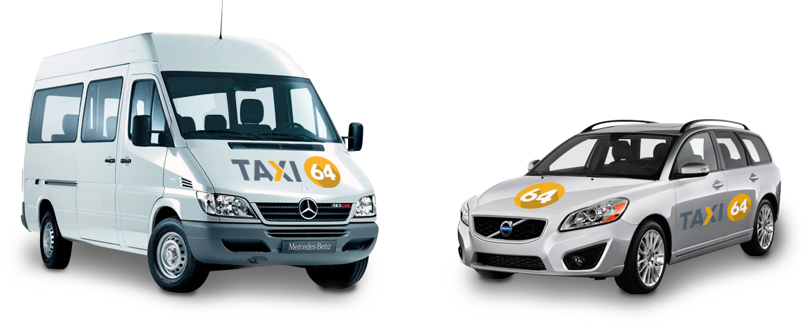 Wagenpark - Taxi 64 Ede